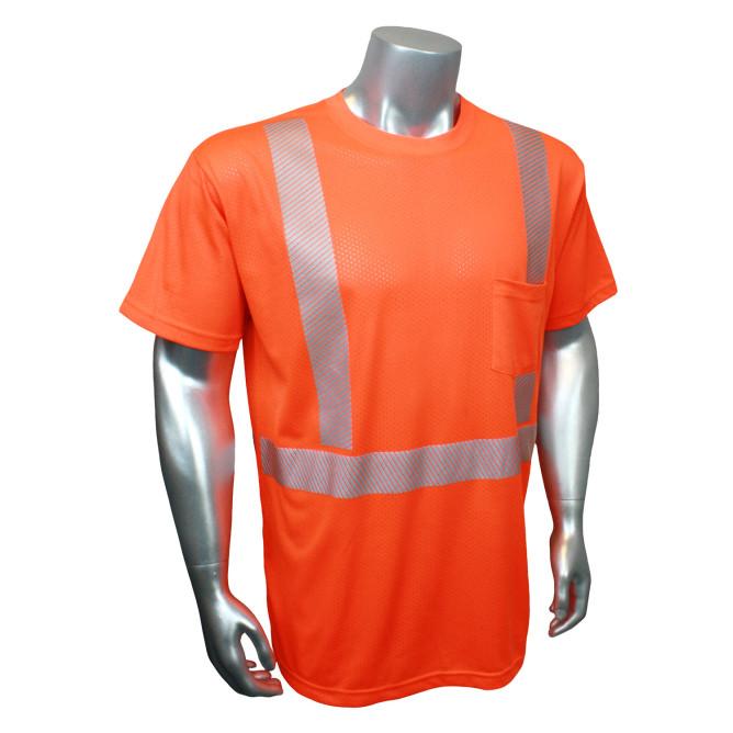 Radwear HV-XTS-AR-P-M Industrial Safety Shirt Short Sleeve