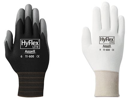 a4ede2f0397 HyFlex 11 600 Ansell Lite Polyurethane Coated Gloves - Dozen Pair