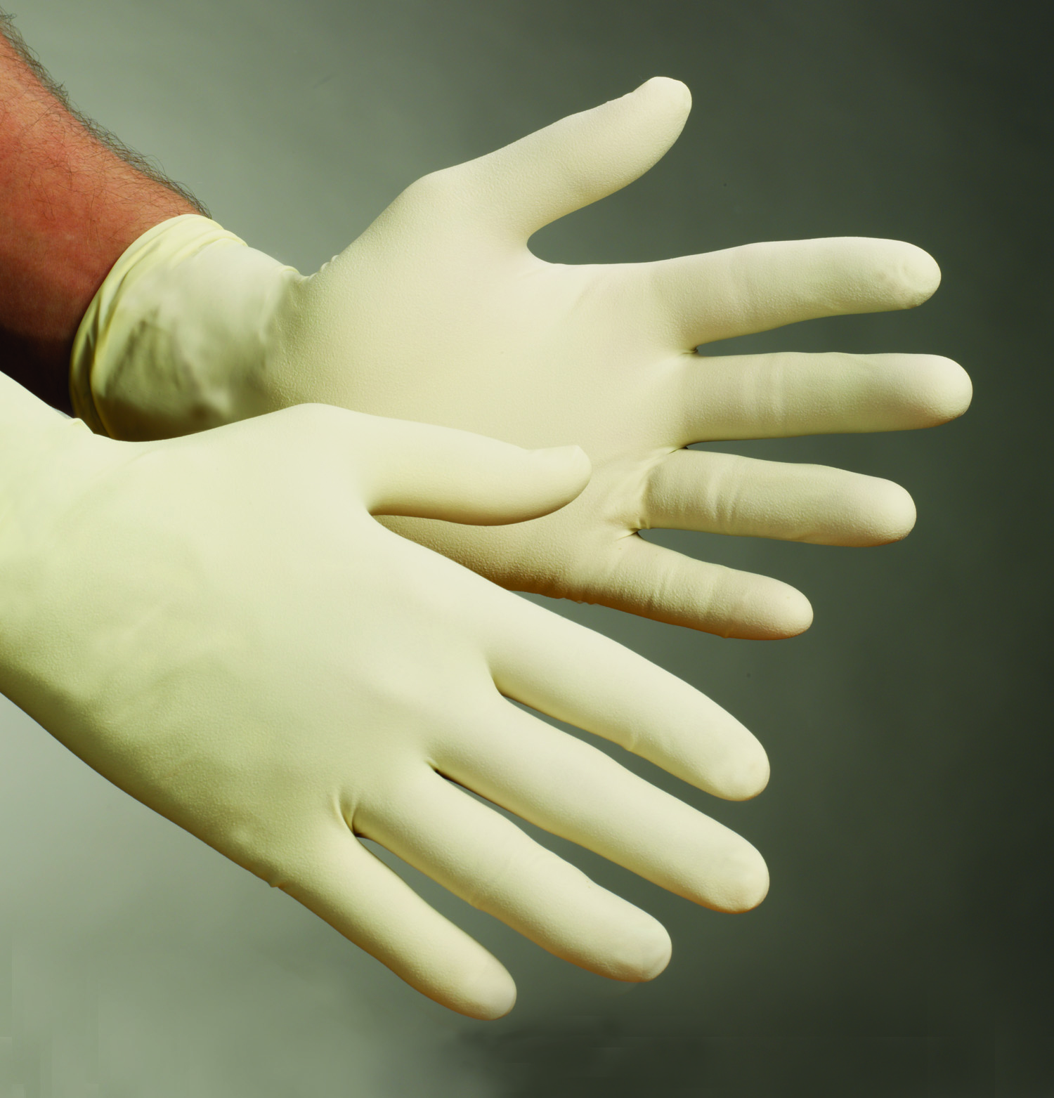 Microflex Powder-Free E-Grip Max Disposable Latex Exam Gloves 1000Case - Large